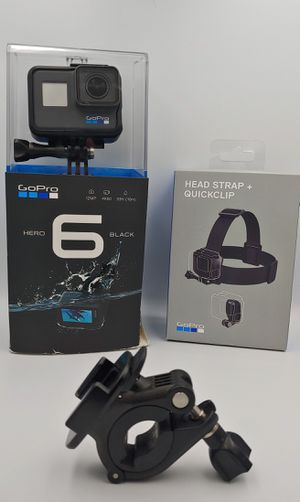 GoPro 6 4k Waterproof WiFi Action Camera for Sale in Los Angeles, CA