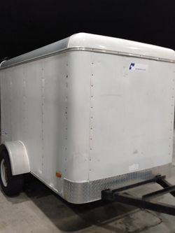 "Traile Peace American 5×8 ""2006"" No Leaks Registration In Hand for Sale in Miami,  FL"