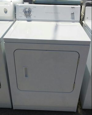 White Whirlpool Inglis Dryer for Sale in Tampa, FL