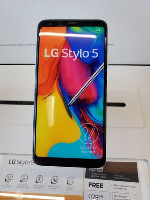 Buy 1 get 1 FREE!! On LG stylo 5 for Sale in Fort Worth, TX