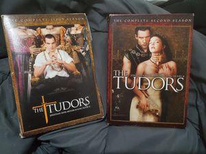 The tudors complete dvd season 1&2 for Sale in Stockton, CA