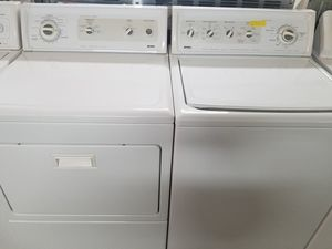 Kenmore elite electric washer and dryer set for Sale in Modesto, CA