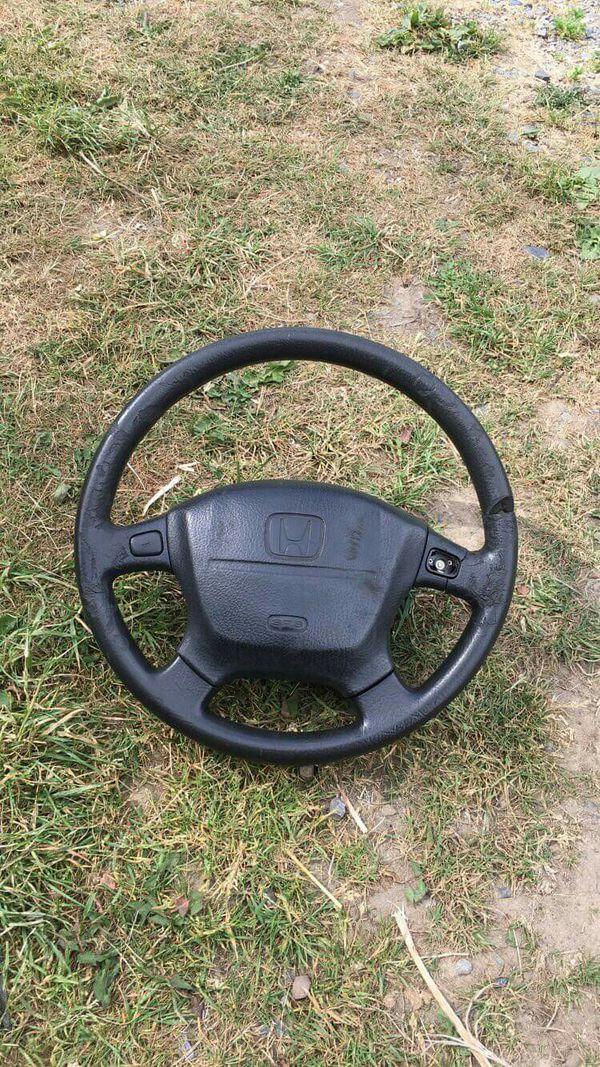 Stock del sol steering wheel