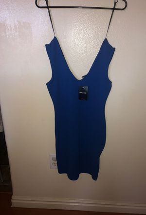 Forever 21 blue dress size M for Sale in Vallejo, CA