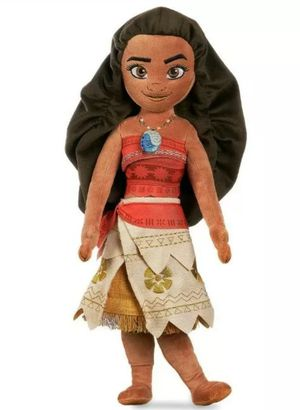 Disney Moana Plush Doll - 20 Inch for Sale in Silver Spring, MD