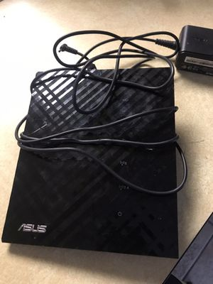 Asus RT-56u gigabit wireless N router for Sale in Chula Vista, CA