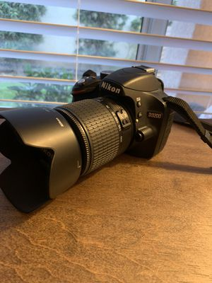 Nikon D3200 DSLR Camera for Sale in Orange, CA