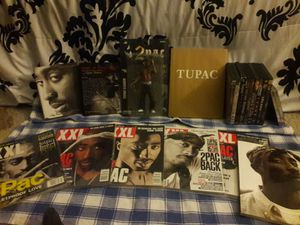 2PAC G.O.A.T RARE COLLECTION for Sale in West Valley City, UT