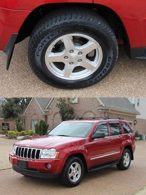 Jeeepp2005 Grand Cherokee 4wd LimitedClean_Title for Sale in El Monte, CA