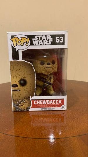 Star Wars Funko POP CHEWBACCA for Sale in Los Angeles, CA