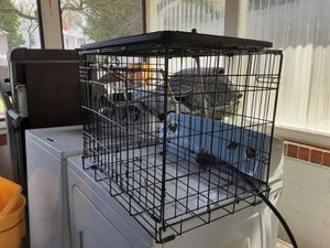 Dog cage barely used for Sale in Silver Spring, MD