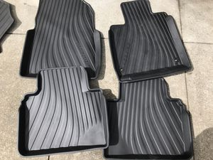 2018 2019 Honda Accord all season mats for Sale in Daly City, CA