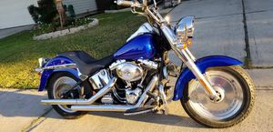 Harley davidson fat boy for Sale in Humble, TX