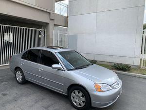 2002 Honda Civic Automatic —— Civic Accord crv rav4 odyssey sienna Altima maxima Sentra Corolla Camry celica for Sale in Lynwood, CA