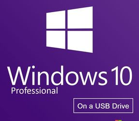 Windows 10 Pro on USB for Sale in Lynwood,  IL