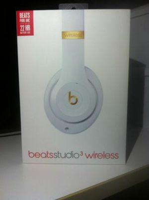 Apple Beats Studio 3 Bluetooth Headphones for Sale in San Francisco, CA