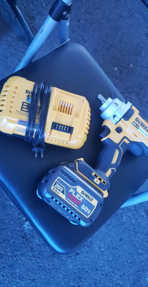 DEWALT 20-Volt MAX XR Lithium-Ion Brushless Cordless 1/2 in. Impact Wrench with Detent Pin Anvil for Sale in Phoenix, AZ
