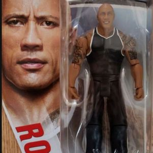 "New WWE ""THE ROCK"" Action Figure. for Sale in Apopka, FL"