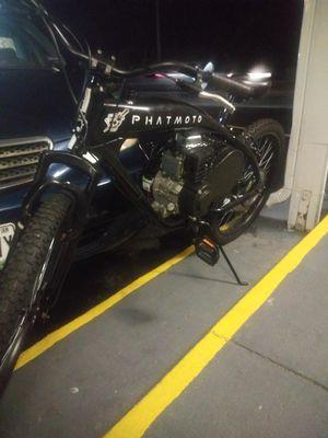 Phatmoto 4 stroke motorized bike for Sale in South Portland, ME