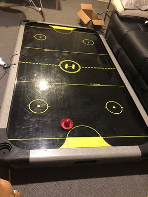 Commercial air hockey table for Sale in Forest Hill, MD