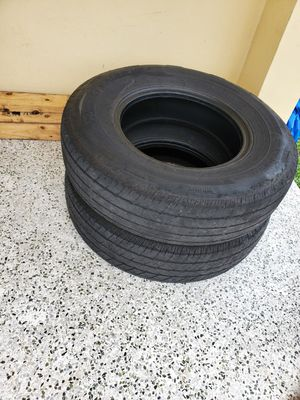 Trailer tires for sale! $50. Each for Sale in Hialeah, FL