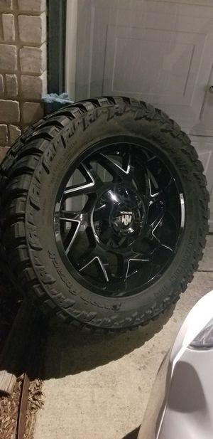 Rim and tire for Sale in San Antonio, TX