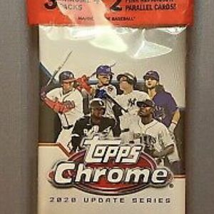 Topps Chrome Update Series Cellos for Sale in Las Vegas, NV