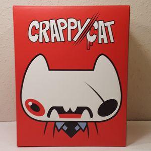 Crappy Cat Beaterman Vinyl Figure for Sale in Anaheim, CA