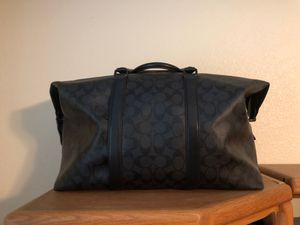 Authentic Coach duffle bag for Sale in West Richland, WA