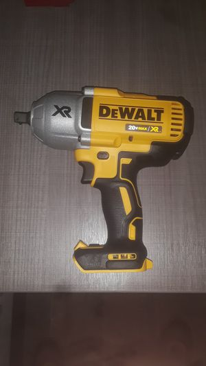 DEWALT 20V MAX XR IMPACT WRENCH for Sale in Portland, OR