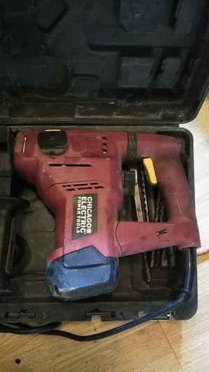 Chicago hammer drill for Sale in Columbus, OH