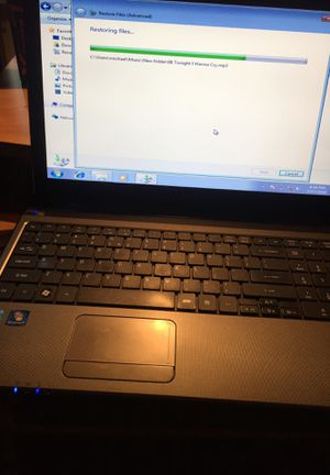 Like new ACER laptop with windows 7 for Sale in Greenville, NC