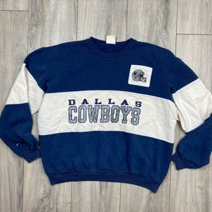 "Vintage Dallas Cowboys 80's Nutmeg Mills sweatshirt* women's large pit to pit 24"" for Sale in Spokane, WA"