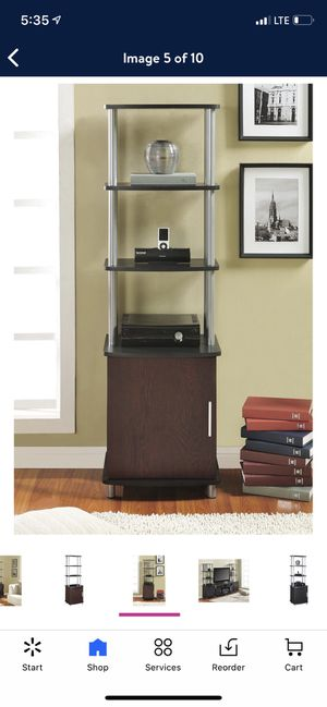 Ameriwood Home Carson Audio Stand, I have 2 available $ 70 each for Sale in Las Vegas, NV