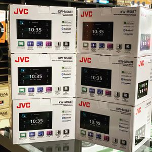 JVC Double Din Radio for Sale in Orlando, FL