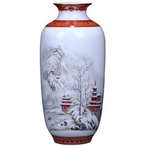 Antique Jingdezhen Ceramic Vase for Sale in Los Angeles, CA