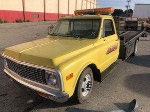 1972 Chevy Truck C10 C20 Tow Truck Ramp Truck for Sale in Lomita, CA