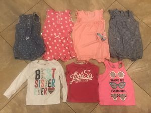 175pcs of Carter's Baby & Kid's Clothes for Boy's and Girl's.....Various Sizes for Sale in North Las Vegas, NV
