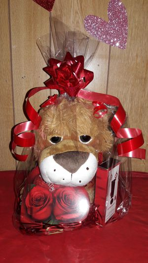 Valentine's Gift - Lion with Exclamation Perfume. for Sale in Laredo, TX
