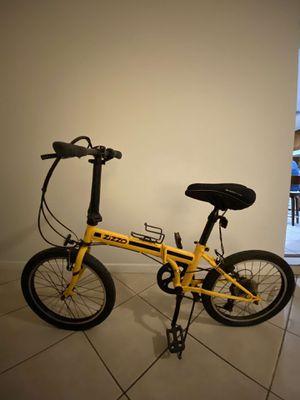Zizzo ferro foldable Bike for Sale in Phoenix, AZ