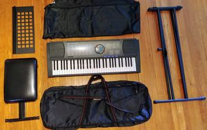 Yamaha Keyboard Bundle - $100 for Sale in Queens, NY
