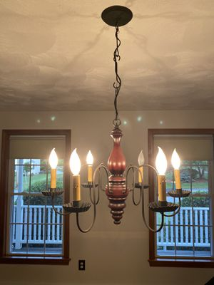 Traditional light fixture for Sale in North Attleborough, MA