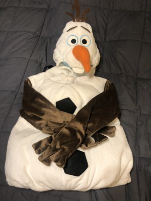 Disney's store Olaf costume kids size 2 for Sale in Miami, FL