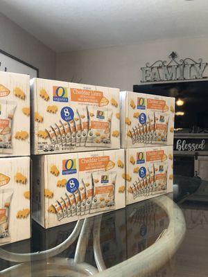 Organic cheddar lion snacks for Sale in Glendale, AZ