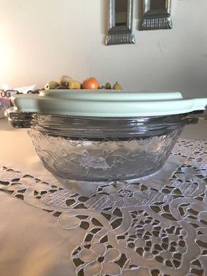 Princess House Serving Bowls for Sale in Baldwin Park, CA