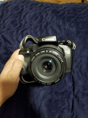 Canon 750 35mm film camera SLR for Sale in Delano, CA