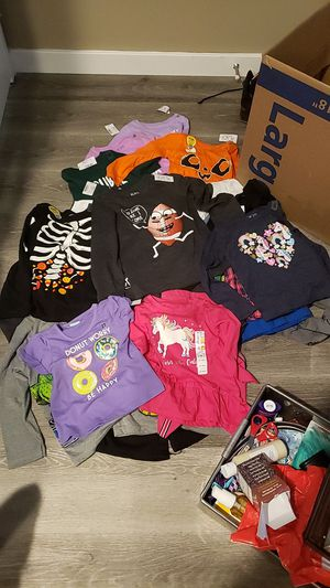 Brand New kids clothes tags still on for Sale in Paterson, NJ