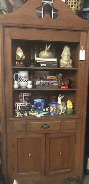 Corner Hutch for Sale in Shady Shores, TX