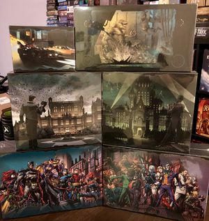 Batman Gotham City Chronicles Board Game for Sale in San Jose, CA