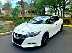 ⭐ 2O16 Nissan Maxima 3.5 Platinum Disc - Front (Yes or ) - Yes N/A for Sale in Abilene, TX